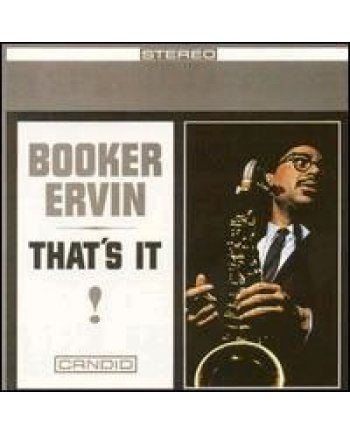 Booker Erwin / That's It