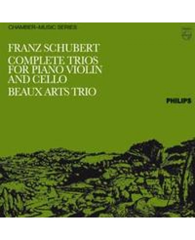 Beaux Arts Trio - Schubert / Complete Trios for Piano, Violin and Cello