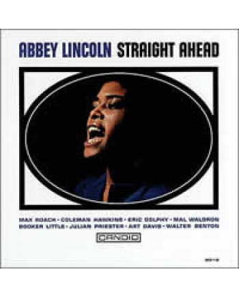 Abbey Lincoln / Straight Ahead