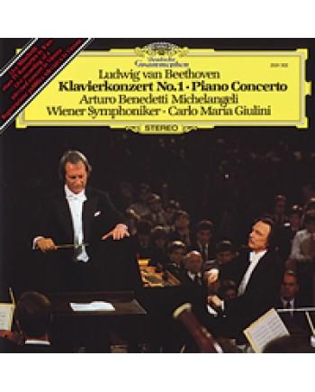 Arturo Benedetti Michelangeli-Beethoven / Concerto for Piano & Orchestra No. 1