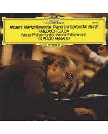 Claudio Abbado-Mozart / Piano Concertos Nos. 20 & 21-Friedrich Gulda, pianist
