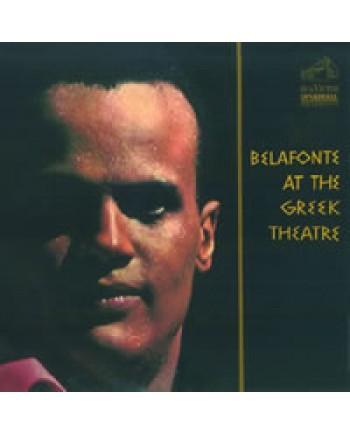 Harry Belafonte / At The Greek Theatre