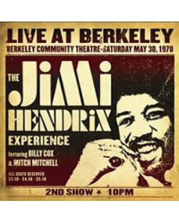 Jimi Hendrix / Live At Berkeley