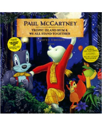 Paul McCartney / Tropic Island Hum/We All Stand Together