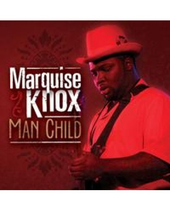 Marquise Knox / Man Child-LP