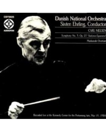 Sixten Ehrling, Danish National Orchestra - Carl Nielsen
