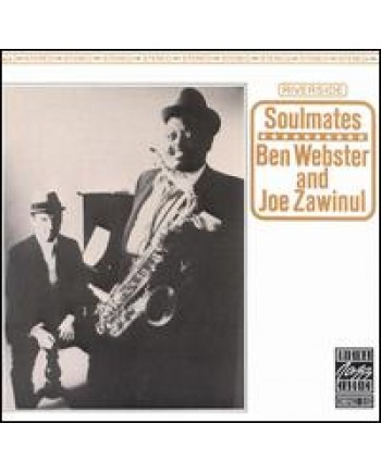 Ben Webster and Joe Zawinul / Soul Mates