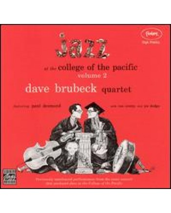 Dave Brubeck / at the colledge of the pacific Vol.2