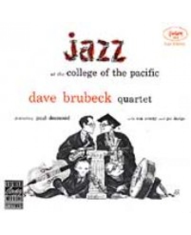 Dave Brubeck / Jazz at the colledge of the pacific