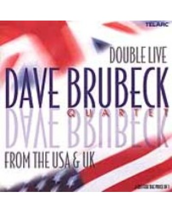 Dave Brubeck / Double Live From The USA & UK