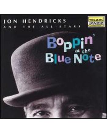 Jon Hendricks / Boppin at the Blue Note