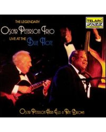 Oscar Peterson Trio / Live At The Blue Note