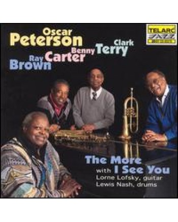 Oscar Peterson / The More I See You