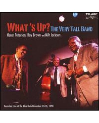 Oscar Peterson-Ray Brown and Milt Jackson / Whats Up