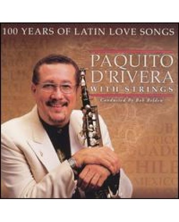 Paquita D'Rivera with Strings
