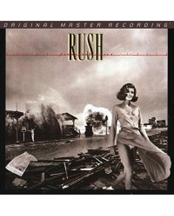 Rush / Permanent Waves - MOFI Gold CD