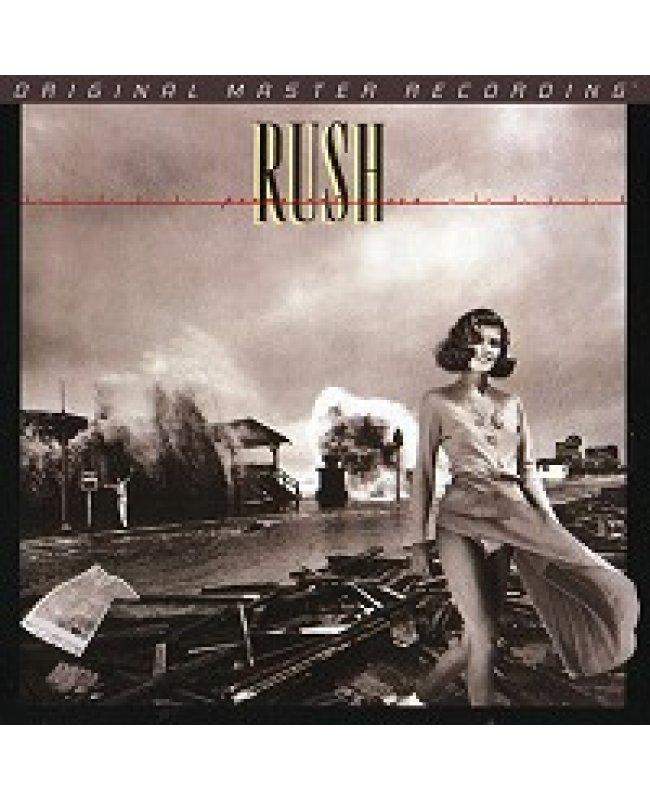 Rush / Permanent Waves - MOFI Gold CD