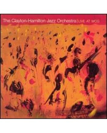 The Clayton-Hamilton Jazz Orchestra / Live At MCG