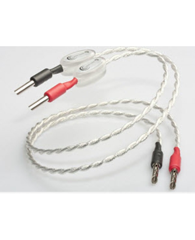 Crystal Cable / CrystalSpeak Ultra Diamond with Splitters