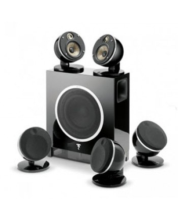 Focal / DOME 5.1 and SUB AIR FLAX - Home theater System
