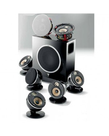 Focal / DOME 5.1.2 Flax Home theater System