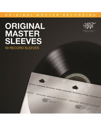 Mobile Fidelity / Original Master Record Sleeves (pack of 50)