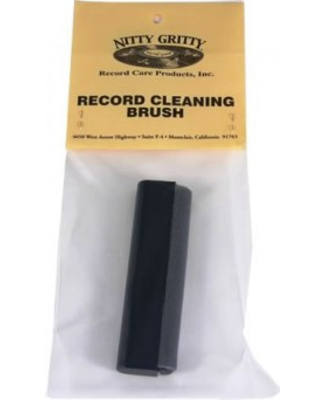 Nitty Gritty Record Brush