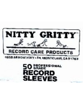 Nitty Gritty / Record sleeves