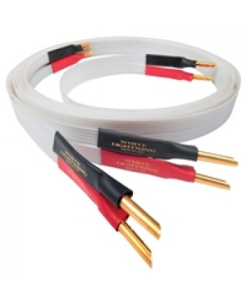 Nordost -White Lightning Speaker Cable 1M (Pair)