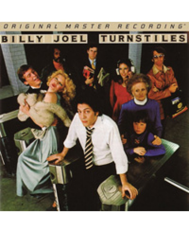 Billy Joel / Turnstiles