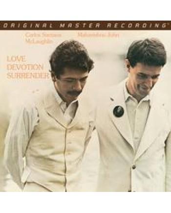 Carlos Santana & John McLaughlin / Love Devotion Surrender