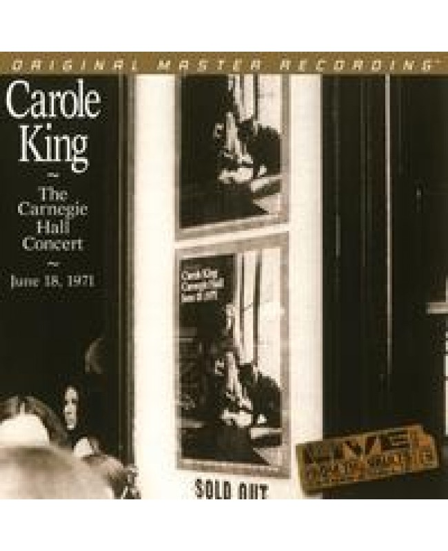 Carole King / The Carnegie Hall Concert
