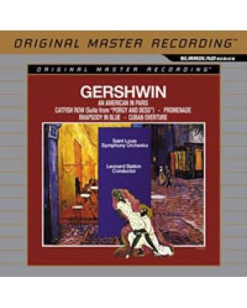 Gershwin / Rhapsody In Blue/ American in Paris