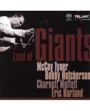 McCoy Tyner / Land of Giants