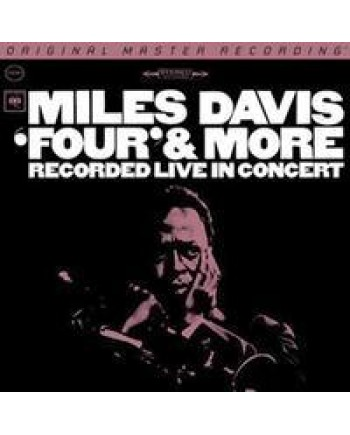 Miles Davis - Four & More - Hybrid SACD