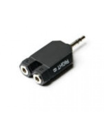 Left and Right Channel Splitter