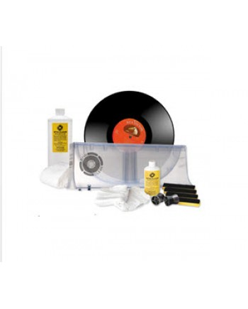 Spin-Clean - Record Washer System MKII  Limited Edition Clear Complete System Kit