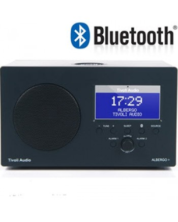 Tivoli Audio / Albergo Clock Radio with Bluetooth